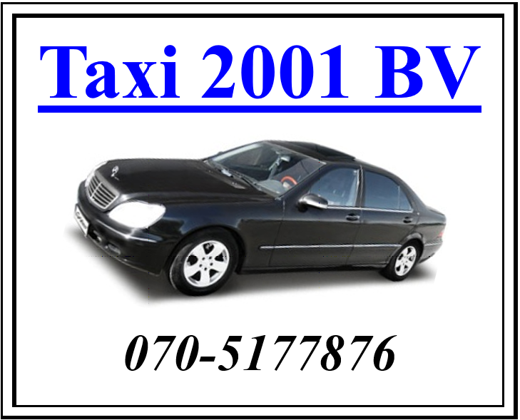 Taxi 2001BV